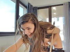webcam girl big squirt
