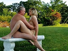 Fun Sex Outdoor