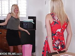 GirlfriendsFilms My First Lesbian Experience!