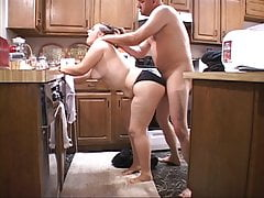Big Butt BBW Mom Got Butt Fucked