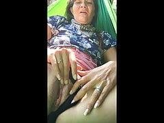 Harry Farmer Hammock Masturbation Orgasm