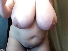 Huge Boobs BBW Slut Online