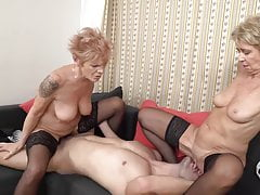 Best of mom and granny porn