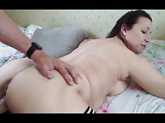 VICIOUS HOUSEWIFE WITH MONSTER TITS