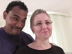 Stepmom has sex with friend