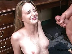 Fuck! Now that's some cum!!