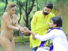 Zoya Rathore, Desi Tadka S02 E01, Nude Scenes